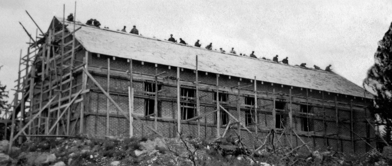 Maapirtti valmistuu v. 1953